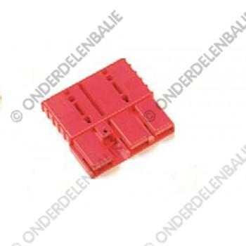 accustekker SB 3160 3-polig rood
