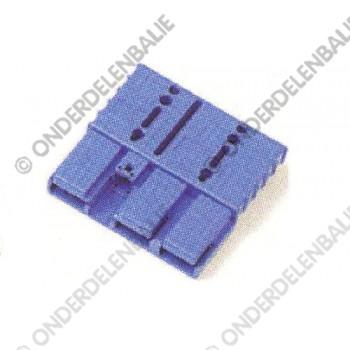 accustekker SB 3160 3-polig blauw