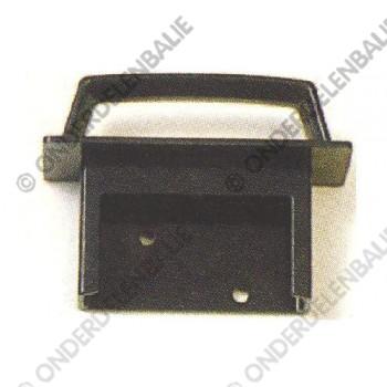 accustekker handgreep SB 3160 zwart
