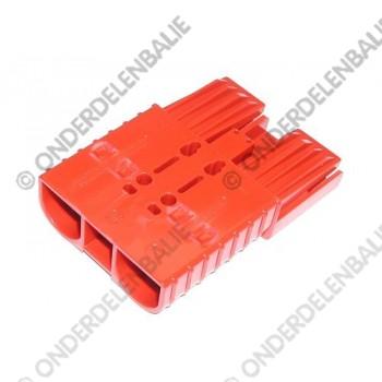 accustekker SBX 350  350 Amp 24 V rood