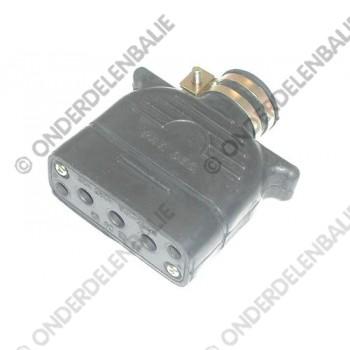 accustekkerdoos 5-polig 30 A 250V