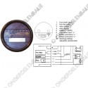 acculadingmeter 48 V uitschakeling en urenteller