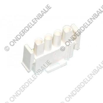 aansluitstekker    type C   4-polig