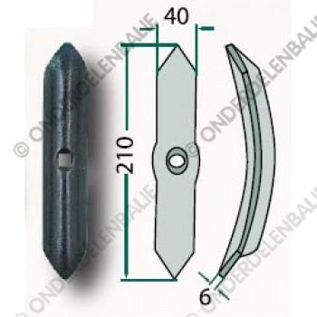 aansluitstekker    type C   6-polig