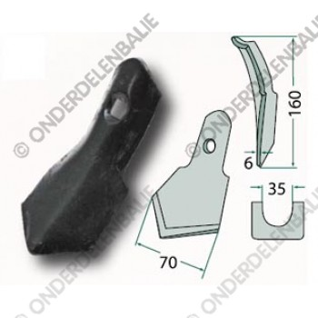 aansluitstekker    type D  3-polig