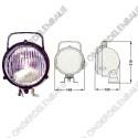 werklamp pvc handgreep schakelaar 12V 55W
