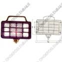 werklamp metaal handgreep beschermd 12V