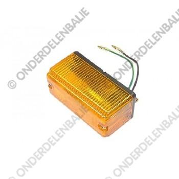 achterlamp met richtingaanwijzerlamp 12V