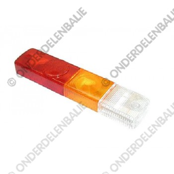 achterlamp met richtingaanwijzerlamp reserve kap