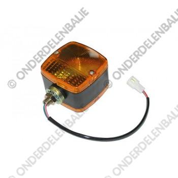 achterlamp met richtingaanwijzerlamp 48V