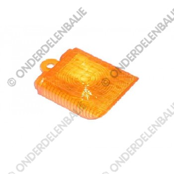 achterlamp 12V reserve kap oranje