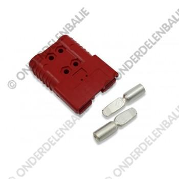 accustekker SBE160  160 Amp 24 V rood
