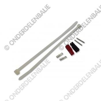 accustekker hulpcontact voor SBE 160
