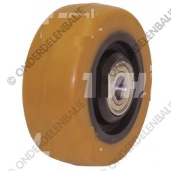 Loopwiel 140x54mm