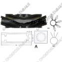 veegborstel V-vorm 680-167