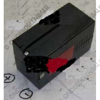 accu (108x65x53 mm)